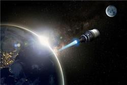 Con energía nuclear: así funcionará la nave de Jeff Bezos para viajar a la Luna
