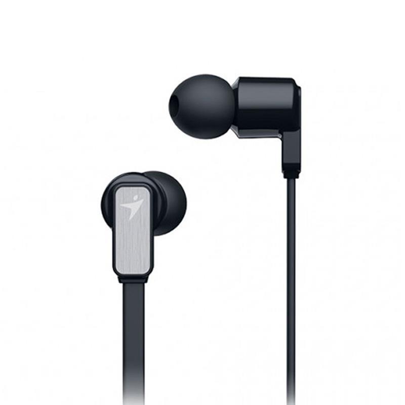 GENIUS AURICULAR IN EAR C/MIC HS-M260 BLACK