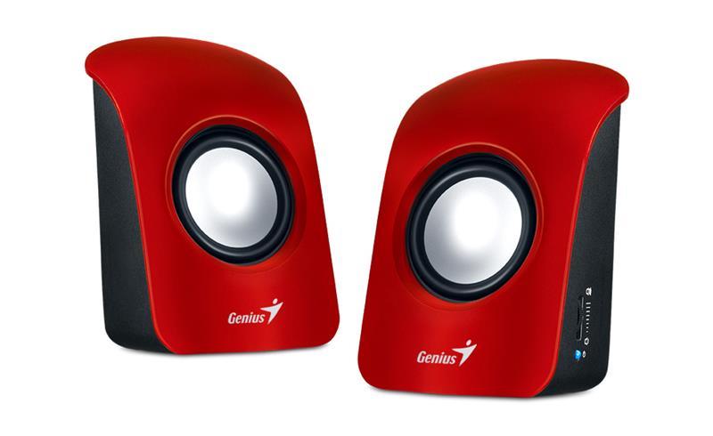 PARLANTE GENIUS SP-U115 USB RED