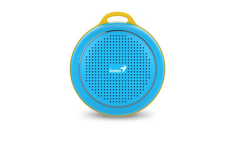 GENIUS PARLANTE SP-906BT 3W BLUETOOTH BLUE