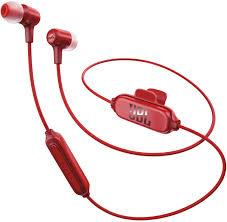 JBL E25BTRED Auricular inalámbrico Bluetooth Soporte multipunto / Bluetooth