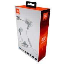 JBL E25BTWHT Auricular inalámbrico Bluetooth Soporte multipunto / Bluetooth