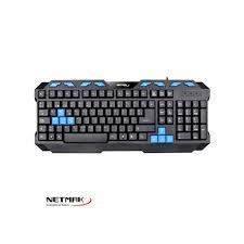 NETMAK TECLADO GAMER MULT. USB  NM-COMBAT