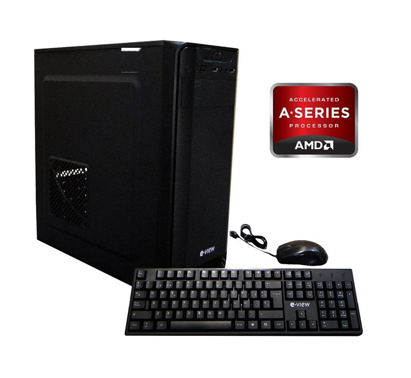 PC MX A4-4000/4GB/1TB/DVD