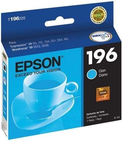 EPSON T196220 CYAN XP-401/201