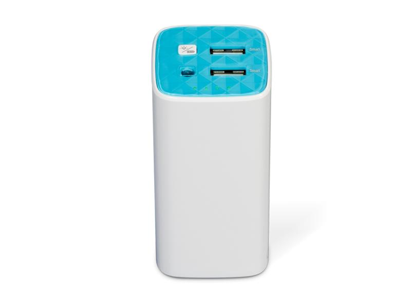 TP-LINK POWERBANK 2 USB 10400 MA TL-PB10400