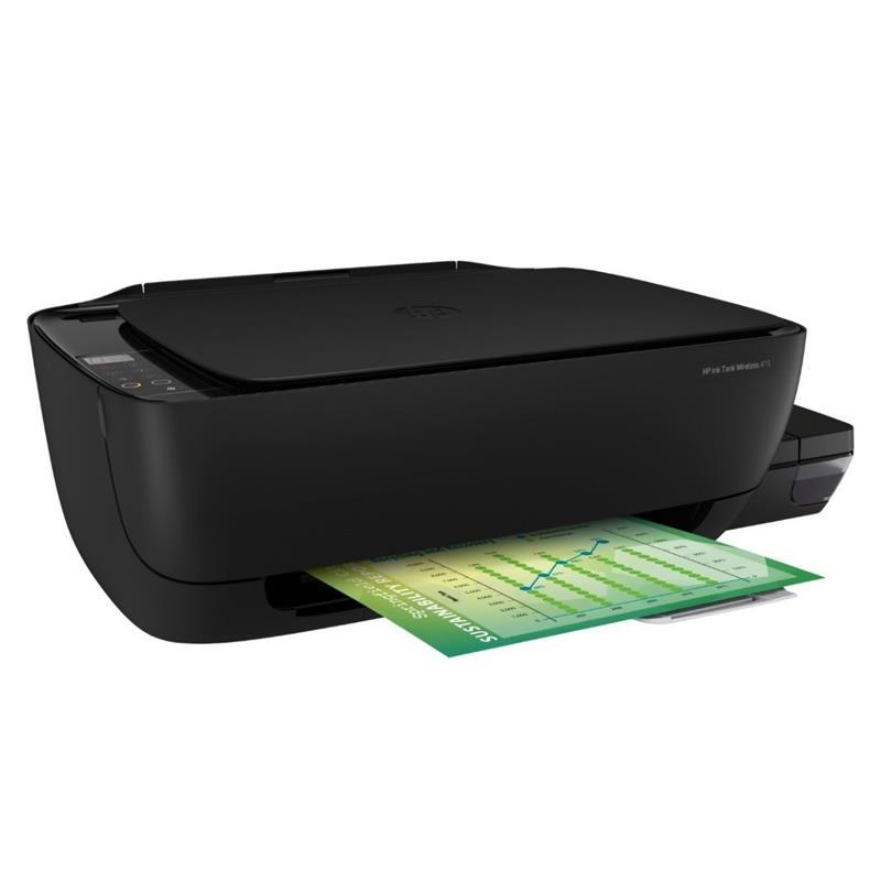 IMPRESORA HP MULTIFUNCION INK TANK 415 WIRELESS (Z4B53A)